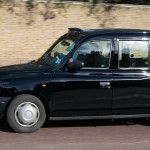 Typcial London Taxi