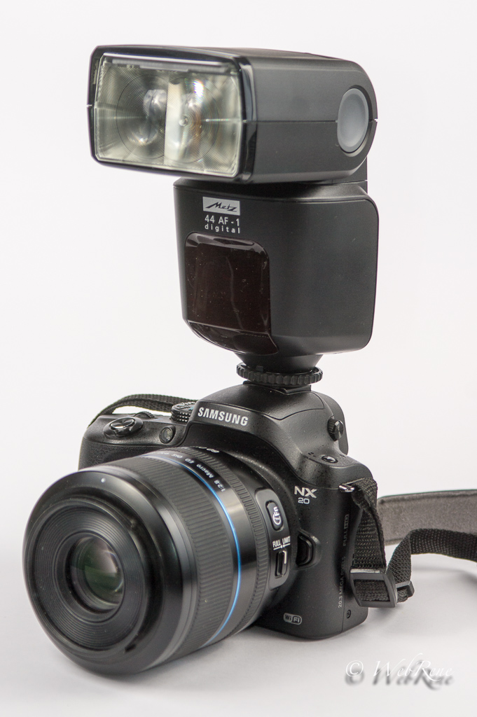 Updated Firmware Metz AF44-1 – Remote Flash NX30